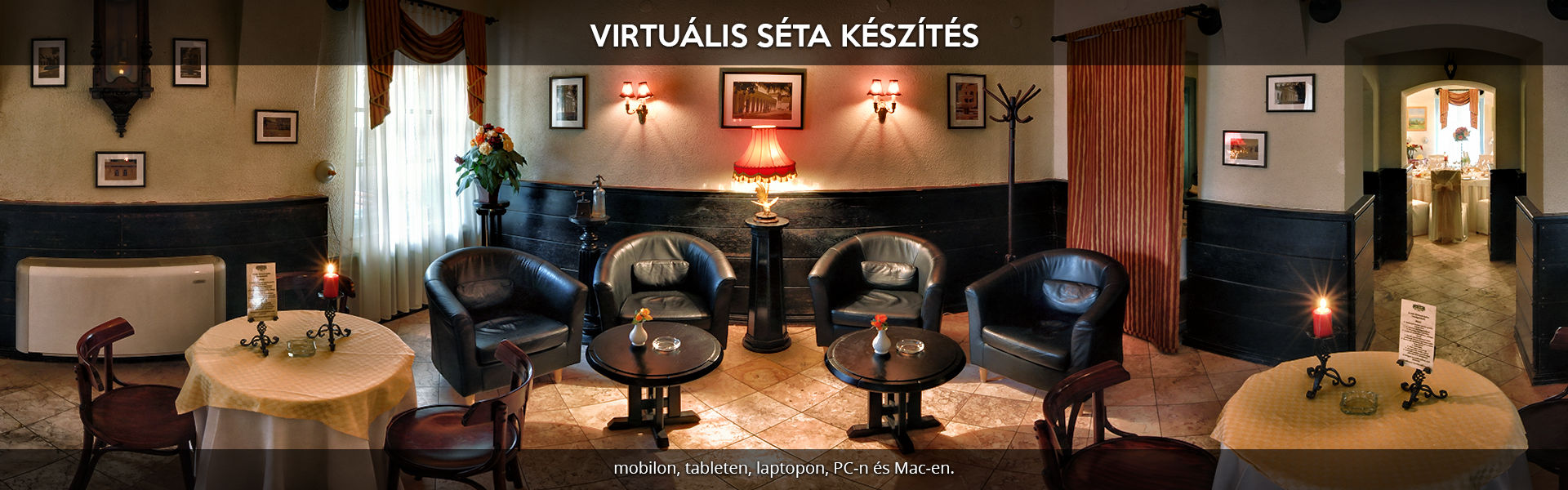 Virtuális séta